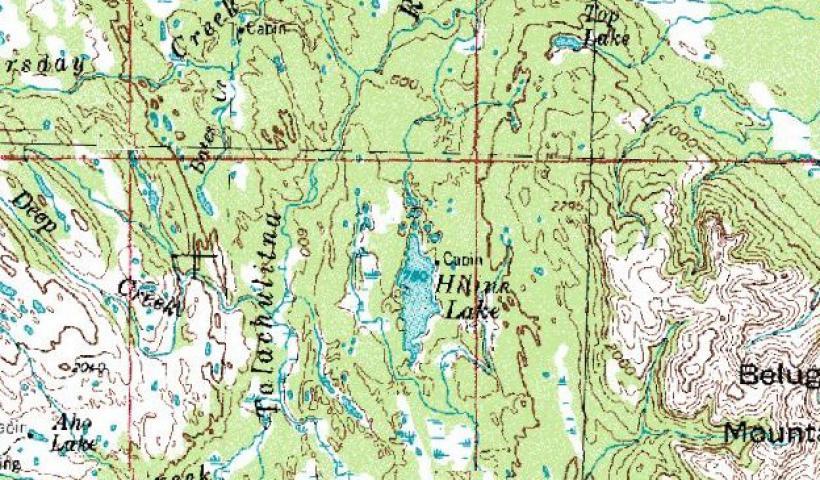 Alaska Topographic Map Project – Articleblog info